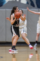 Gallery: Girls Basketball Lewis and Clark @ Lake City, ID
